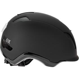 UVEX City 9 Helmet black mat